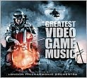 CD Cover Image. Title: The Greatest Video Game Music, Artist: London Philharmonic Orchestra