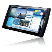 "Product Image. Title: Archos 9 8.9"" LED Slate Net-tablet PC - Wi-Fi - Intel Atom Z515 1.20 GHz - Black"