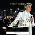 CD Cover Image. Title: Concerto - One Night In Central Park [CD/DVD Deluxe Edition], Artist: Andrea Bocelli