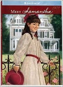 Meet Samantha (American Girls Collection Series by Susan S. Adler: Book Cover