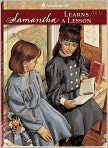 Book Cover Image. Title: Samantha Learns a Lesson:  A School Story (American Girls Collection Series: Samantha #2), Author: by Susan S. Adler
