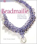Book Cover Image. Title: Beadmaille:  Jewelry with Bead Weaving & Metal Rings (PagePerfect NOOK Book), Author: by Cindy Thomas Pankopf