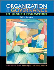 Organization and Governance in Higher E...