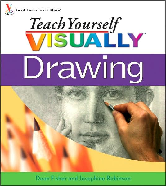 Teach Yourself VISUALLY Drawing~tqw~_darksiderg preview 0