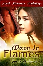 Sarah Ballance - Down in Flames
