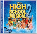 CD Cover Image. Title: High School Musical 2 [Original Soundtrack]