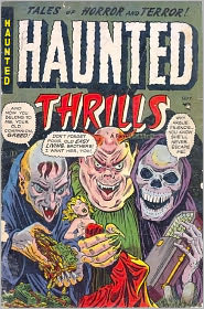 Haunted Thrills Number 11 Horror Comic Book