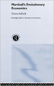 Marshall's Evolutionary Economics