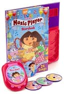 Dora the Explorer: Music Player Storybook