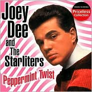 Peppermint Twist by Joey Dee: CD Cover
