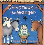 Christmas in the Manger by Nola Buck: Book Cover