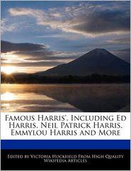 Famous Harris', Including Ed Harris, Neil Patrick Harris,