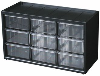 Flambeau 9 Drawers Utility Box 6576NB