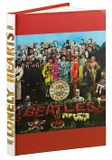 Product Image. Title: Beatles Sgt. Pepper's Lonely Hearts Club Band Bound Lined Journal 8.5 x 6