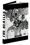Product Image. Title: Beatles Revolver Bound Lined Journal 8.5 x 6