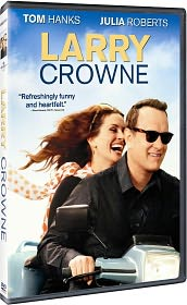 Larry Crowne starring Tom Hanks: DVD Cover