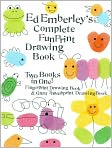 Book Cover Image. Title: Ed Emberley's Complete Funprint Drawing Book, Author: by Ed Emberley,�Ed Emberley
