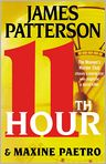 Book Cover Image. Title: 11th Hour (Women's Murder Club Series #11), Author: by James Patterson