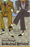 Brideshead Revisited by Evelyn Waugh: Book Cover