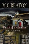 Book Cover Image. Title: Death of a Valentine (Hamish Macbeth Series #25), Author: by M. C. Beaton