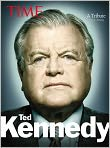 Book Cover Image. Title: Time Ted Kennedy:  A Tribute, Author: by Richard Lacayo
