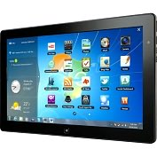 "Product Image. Title: Samsung XE700T1A 11.6"" LED Slate Tablet PC - Wi-Fi - Intel Core i5 i5-2467M 1.60 GHz - Black"