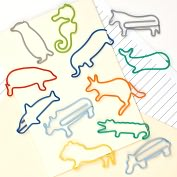 Product Image. Title: Animal Paperclips Set