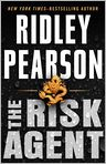 Book Cover Image. Title: The Risk Agent, Author: by Ridley Pearson