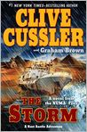 Book Cover Image. Title: The Storm, Author: by Clive Cussler