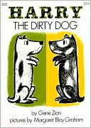 Harry the Dirty Dog by Gene Zion: Book Cover