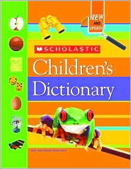 Scholastic Children's Dictionary by Scholastic: Book Cover