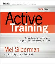  Active Training: A Handbook of Techniqu...