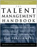 The Talent Management Handbook by Lance A. Berger: Book Cover