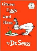 Green Eggs and Ham by Dr. Seuss: Book Cover