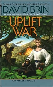 The Uplift War, third in the Uplift series by David Brin.