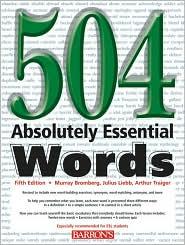 مراحل تکمیلی نرم افزار 504 جهت افزایش سهولت در یادگیری واژگان انگلیسی برای زبان آموزان و مدرسان زبان به پایان رسید. (تهیه کننده: محمد مهدوی منش) به منظور اطلاع کامل از این نرم افزار کلیک کنید.