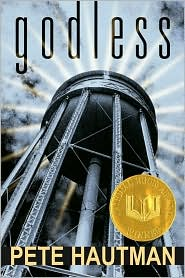 Godless by Pete Hautman: Book Cover