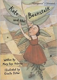 Kate and the Beanstalk by Mary Pope Osborne: Book Cover