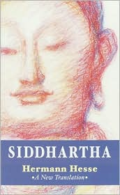 Siddhartha by Hermann Hesse: Book Cover