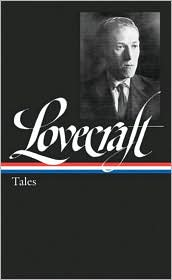 Tales by H. P. Lovecraft: Book Cover