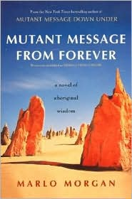 Mutant Message from Forever by Marlo Morgan: Book Cover