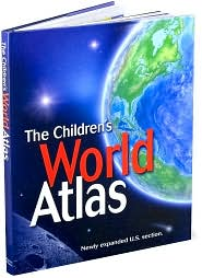 The Children's World Atlas by Colin Arrowsmith: Book Cover