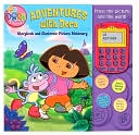 Adventures with Dora Storybook & Electronic Picture Dictionary