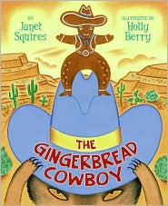 Gingerbread Cowboy by Janet Squires: Book Cover