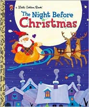 The Night Before Christmas by Clement C. Moore: Book Cover