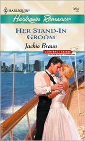 Her Stand-in Groom (Harlequin Romance #3804)
