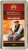 Product Image. Title: Mondeluz Aquarell Watercolor Pencils 12/Pkg