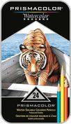 Product Image. Title: Prismacolor Watercolor Pencil Set 24/Tin