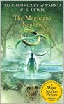 Book Cover Image. Title: The Magician's Nephew (Chronicles of Narnia Series #1), Author: by C. S. Lewis