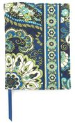 Product Image. Title: Vera Bradley Rhythm & Blues Fabric Paperback Bookcover (5.5X7.75)